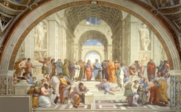 The-School-of-Athens