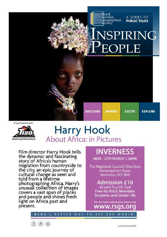 Harry Hook Africa in Pics