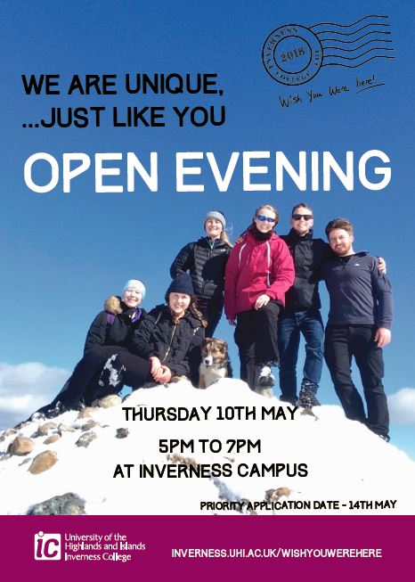 IC Open Evening