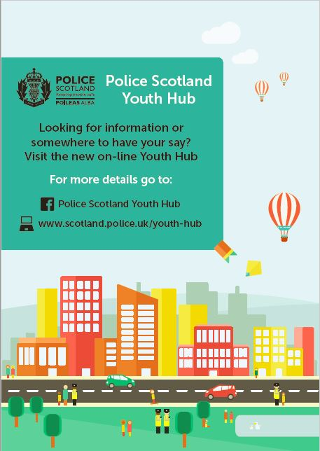 Police Scotland Youth Hub